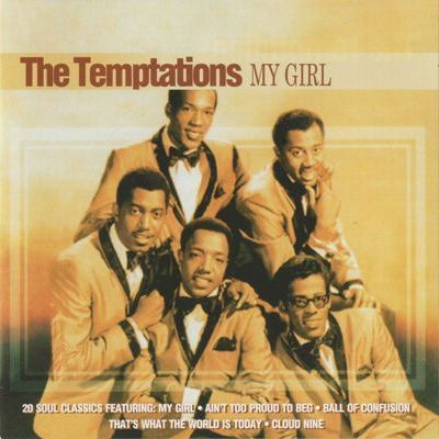 The temptations my girl hip hop hundred
