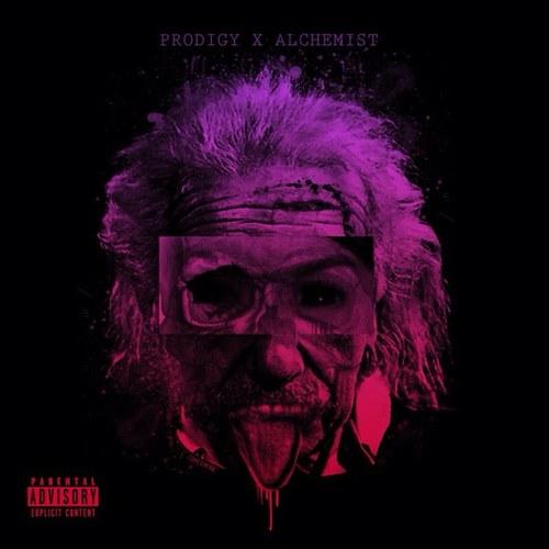 Prodigy & Alchemist – Albert Einstein (Cover & Track List)