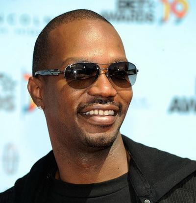 The 43-year old son of father (?) and mother(?), 183 cm tall Juicy J in 2018 photo