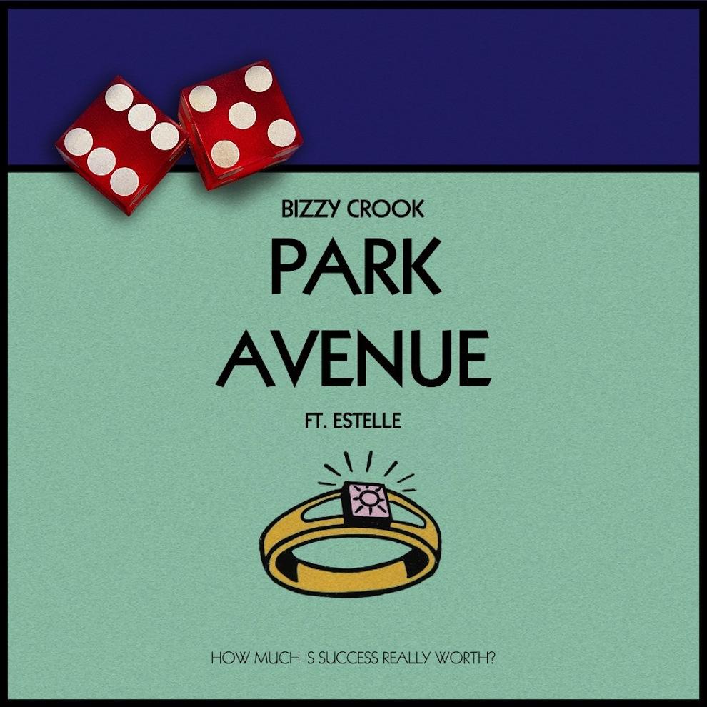 bizzy crook ft estelle park avenue hip hop hundred. Black Bedroom Furniture Sets. Home Design Ideas