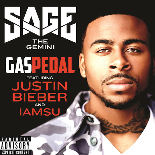Sage The Gemini FT. Justin Bieber & IAMSU – Gas Pedal [Remix]