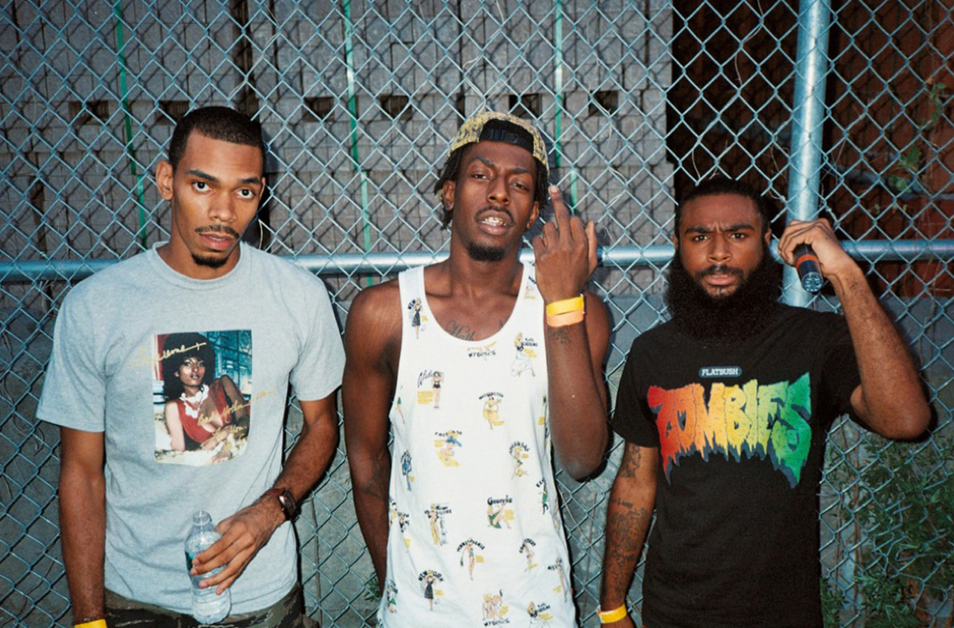 Flatbush Zombies My Team Supreme 20
