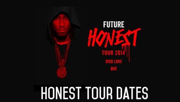 Future tour dates