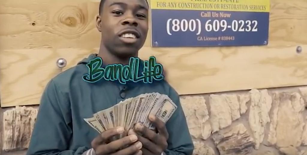 Bandlife Birdy - No Love Lost - Hip Hop Hundred