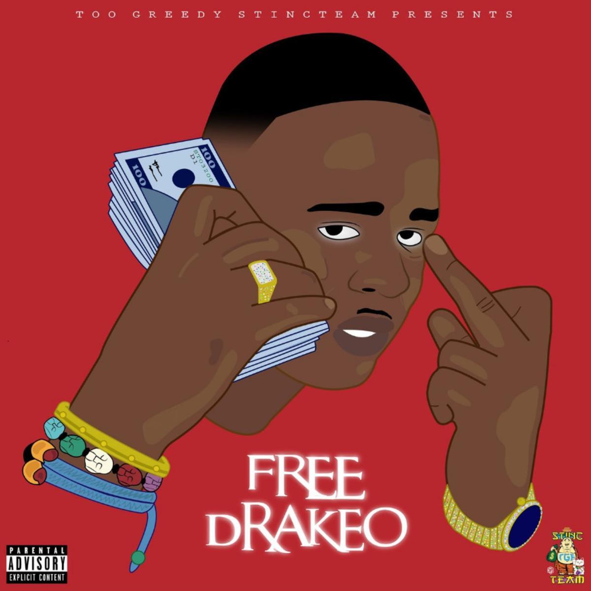 Drakeo The Ruler Releases 'Free Drakeo'